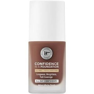 Confidence in a Foundation - Deep Sienna 505